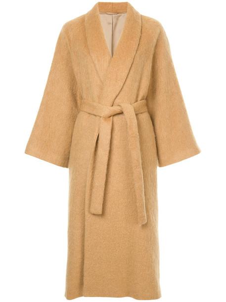 Cityshop coat oversized coat oversized women nude wool