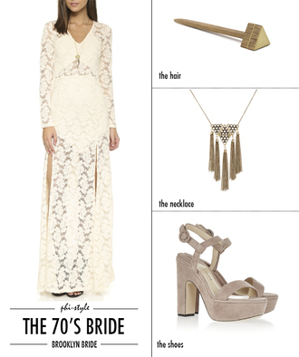 bklyn bride blogger dress jewels shoes