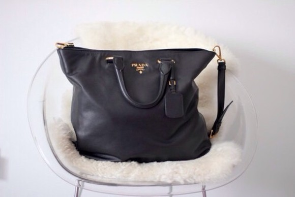 prada black bag past season review buy hot