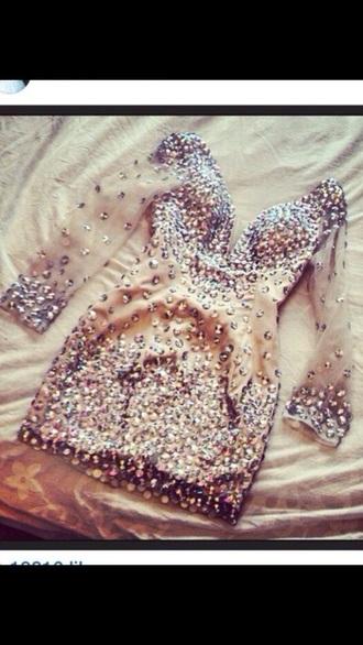 dress jewels style formal dress pretty