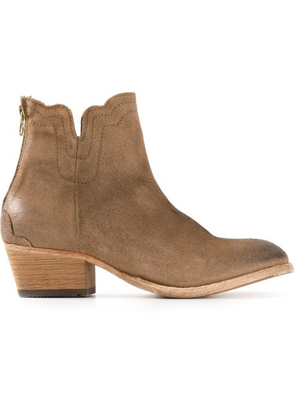beige shoes h by hudson 'mistral' ankle boot ankle boots boots