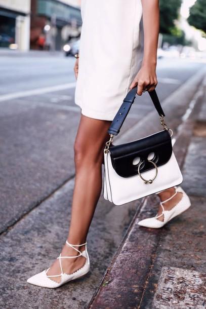Dresses black sandal flat