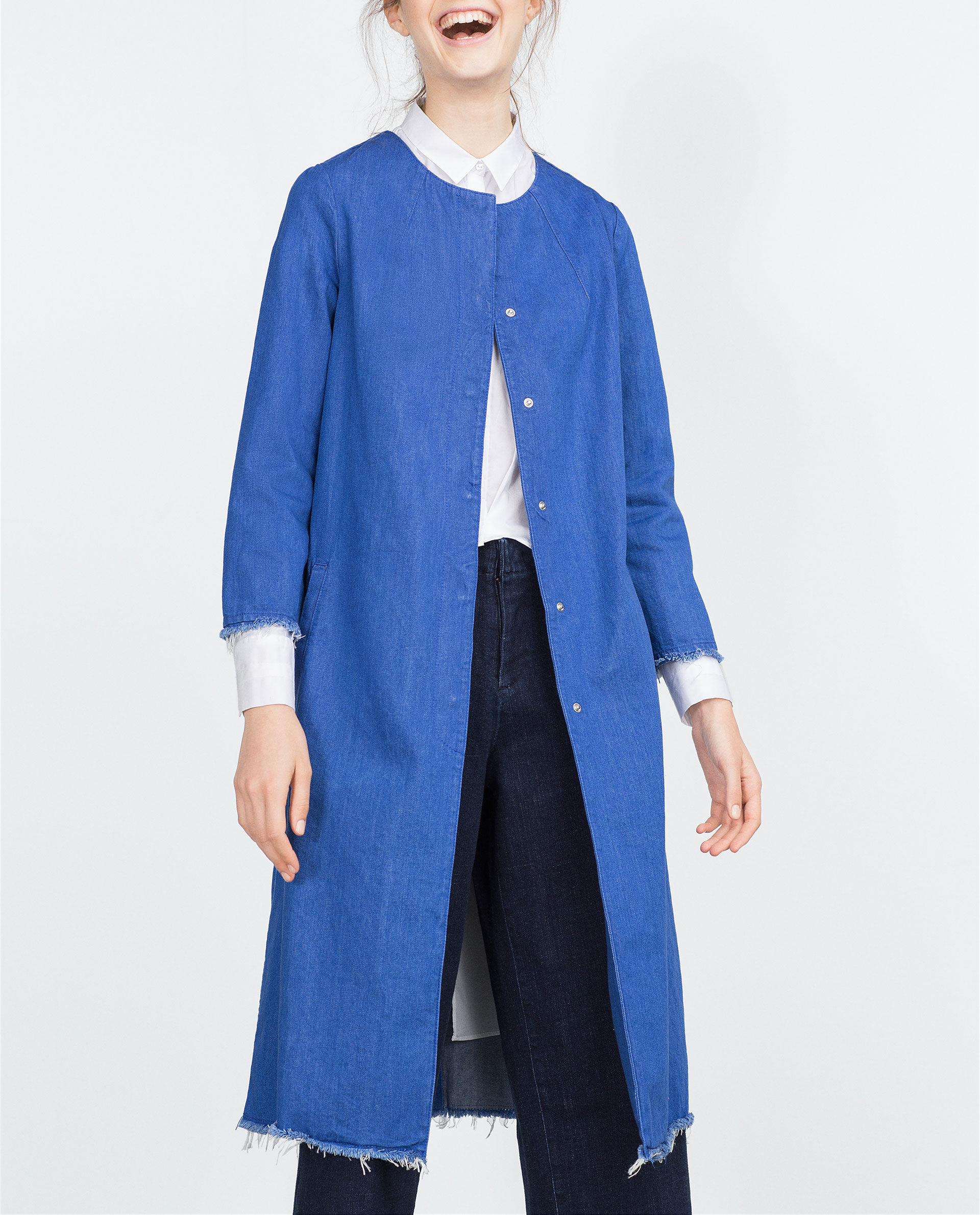 COAT - Coats - WOMAN | ZARA United States