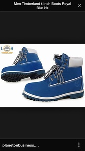 shoes,royal blue timberland bootsd,mens shoes,timberlands