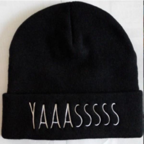 black skull hat hat