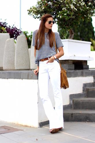 marilyn's closet blog blogger jeans bag t-shirt belt jewels shoes