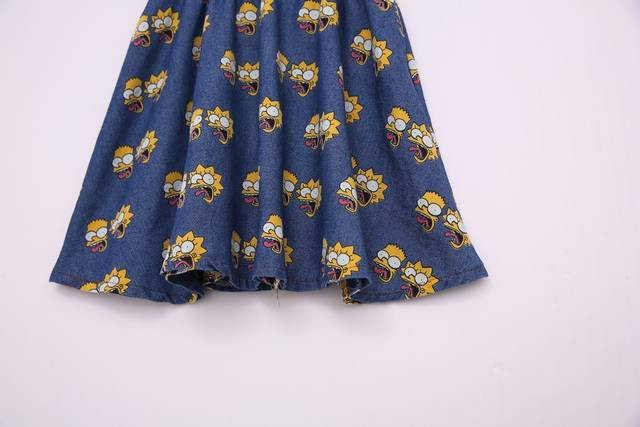 Bart & lisa dress