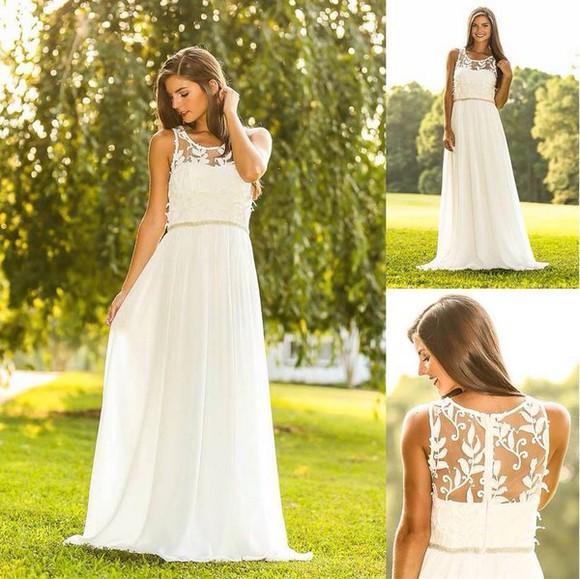 ivory lace floral bodice sleeveless