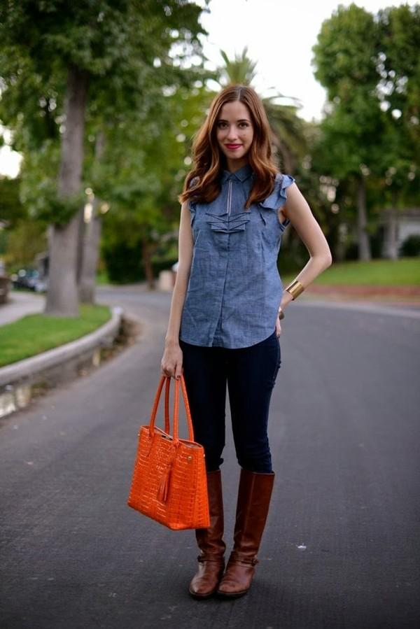 m loves m jeans t-shirt shoes bag