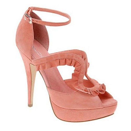 Aldo Starace Sandals in Peach Size EU 37 US 7 UK 4 Brand New in Box | eBay