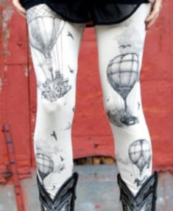pants parachute leggings
