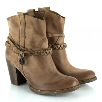 Daniel Taupe Tocano Women's Ankle Boot
