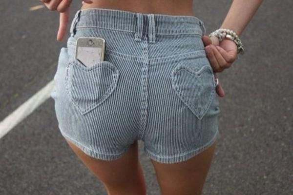 shorts denim heart heartpockets denim shorts