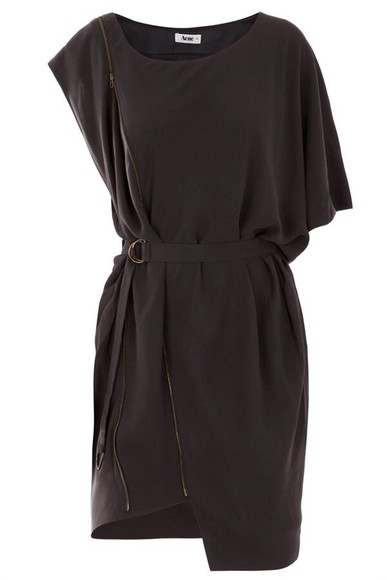 dress black mini dress odd acne dress