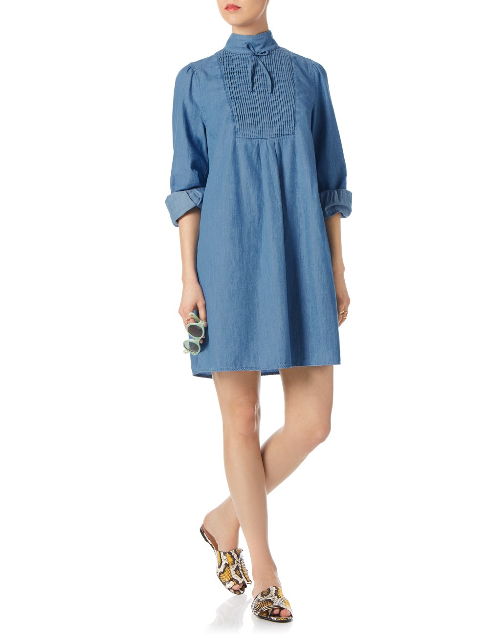 Awakening denim the julie dress