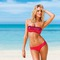 Bikini сексуальный купальник бандо бикини с блестками женский бикини комплект push up пляжная одежда купальный костюм maillot de bain купить в магазине misshow swimwear store на aliexpress