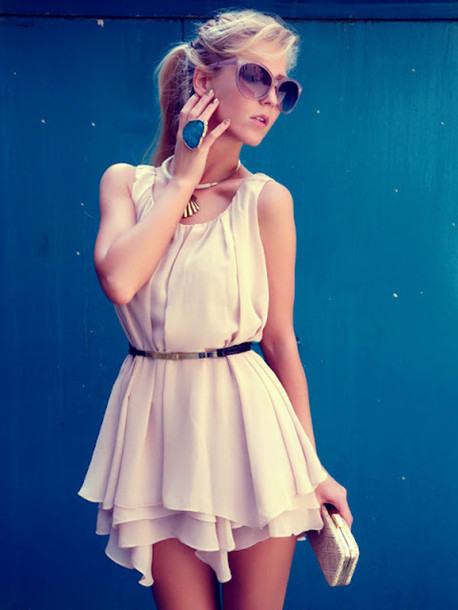 sirma markova dress jewels belt shoes sunglasses