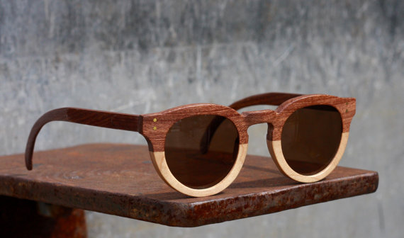 Bodi Glasses - Handmade Wooden Sunglasses ($225.00) - Svpply