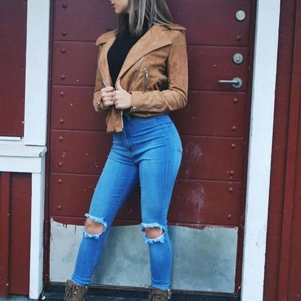 jacket, girl, girl, celeb, tumblr, cute, girly, lovely ...