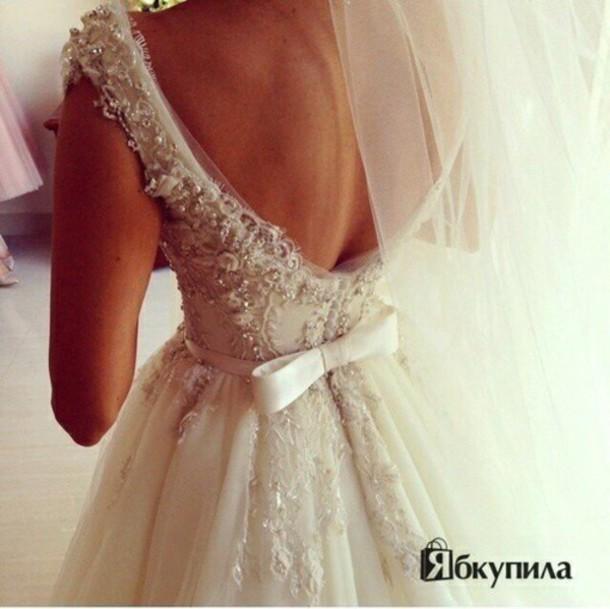 dress jewels low back dress white dress
