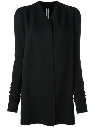 cardigan black sweater