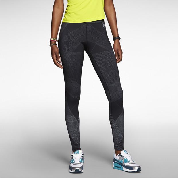 Nike Fast Track Printed Women's Leggings. Nike Store