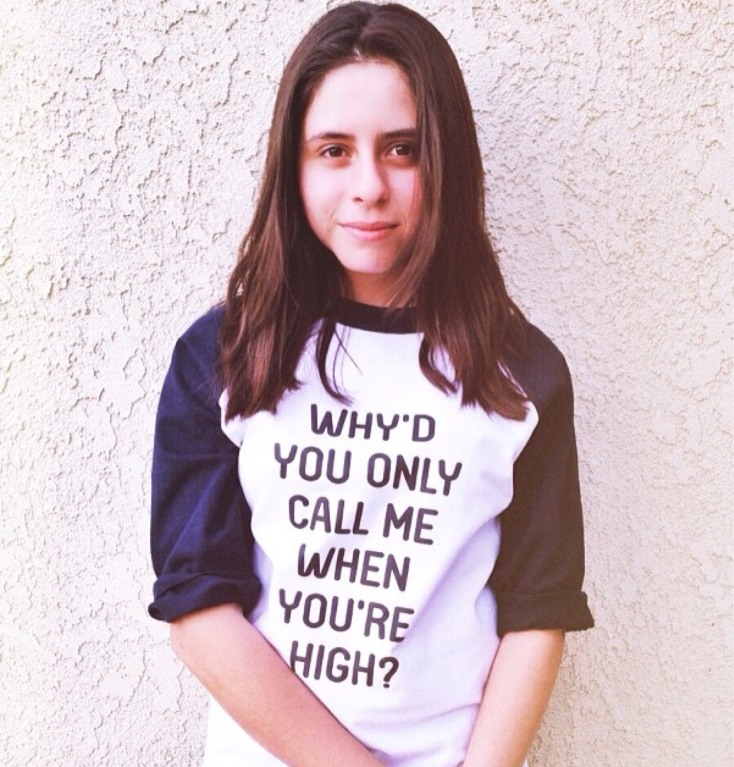 Why'd you only call me when you're high - Arctic Monkeys tshirt