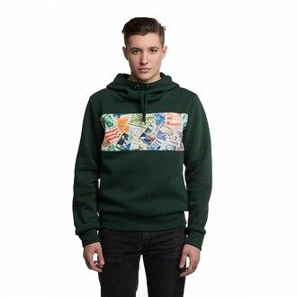 sweater hoodie green green hoodie printed hoodie print basic basic hoodie mens hoodie menswear