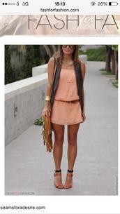 bag,brown,dress,jacket,fringes,shoulder,waistcoat,vest