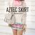 AZTEC SKIRT » Mes Voyages à Paris - Fashion Salade