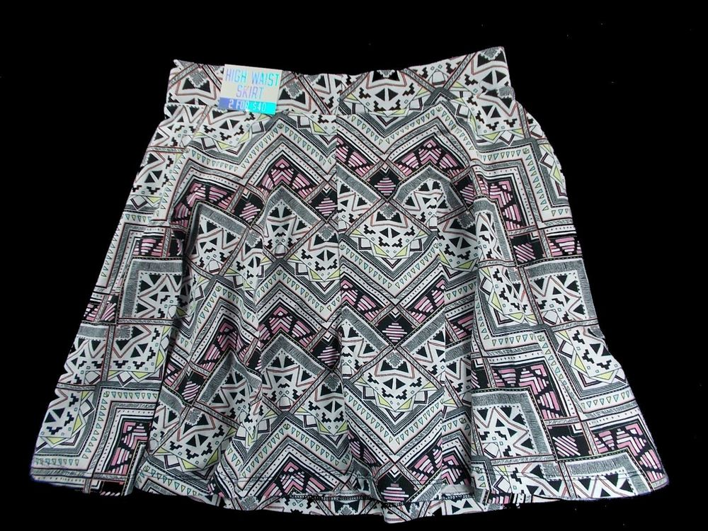 Nwt victoria's secret pink collection high waist skirt