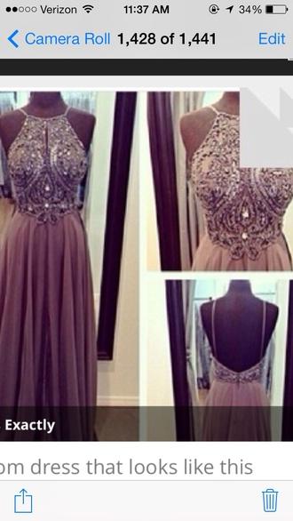 dress grey detailed long