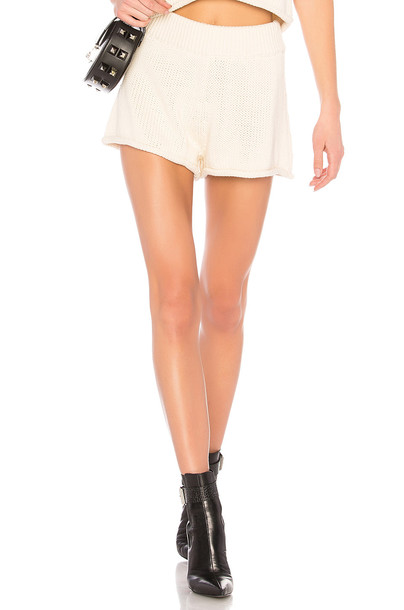 T by Alexander Wang shorts open