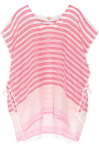 cotton blush top