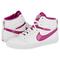 Nike hally hoop sneakers white/rave pink