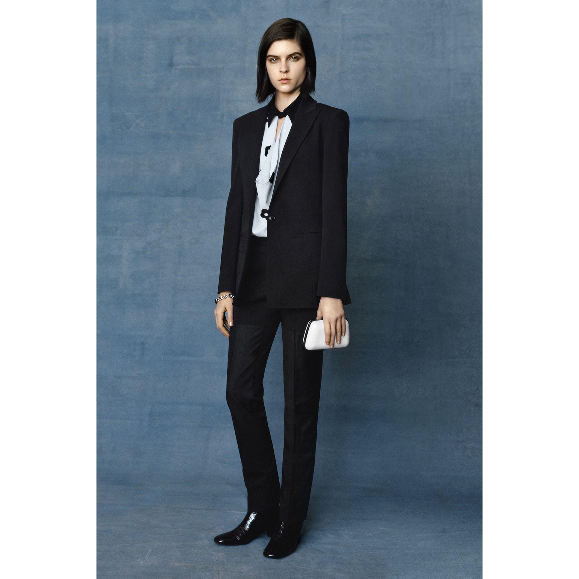 Balenciaga pantalon avec empiècements balenciaga