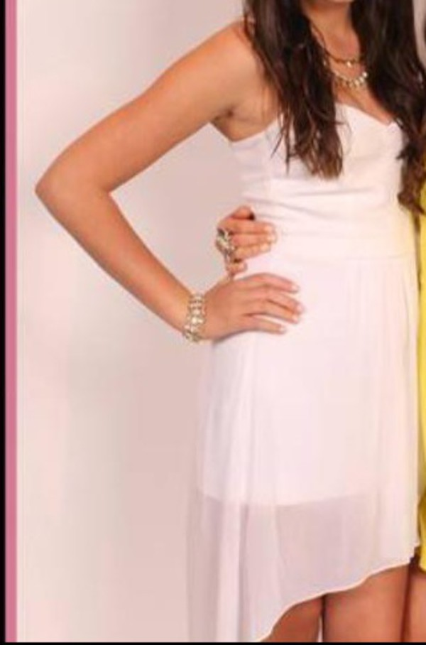 white dress bcbgmaxazria