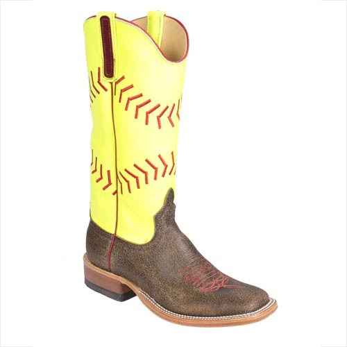 Teskey's Saddle Shop:  Anderson Bean Ladies Softball Boots