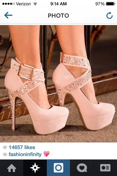 shoes high heels fashion studded shoes style pastel platforms