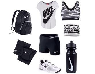 shorts shirt romper shoes bag