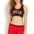Chicago Bulls Sports Bra | FOREVER 21 - 2000064276