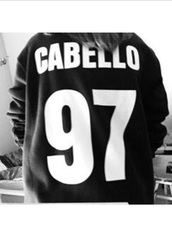 camila cabello,sweater,t-shirt