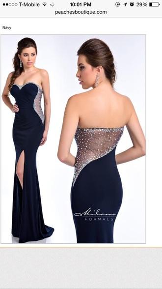 dress black dress prom dress sparkly dress