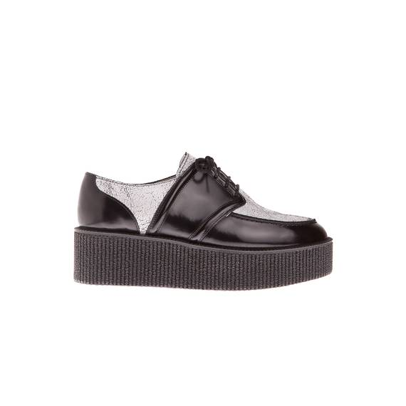 Creepers Arsenal Noir - Chaussures Sandro - E-Boutique Officielle SANDRO / Collection Printemps-Été 2013 SANDRO