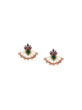 embellished earrings jewels