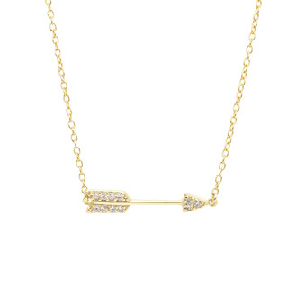 jewels jewelry arrow yellow gold earthy chic