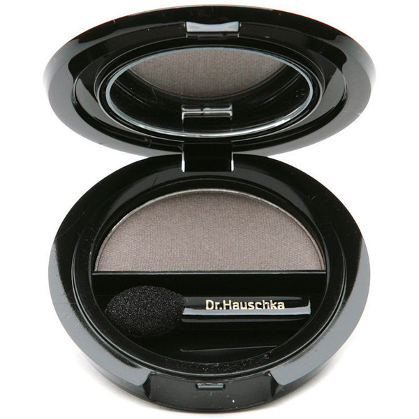Dr.Hauschka Skin Care Eyeshadow Solo Eye Color, 04 Smoky Gra... - Polyvore