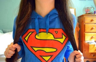 coat superman hoodie super man