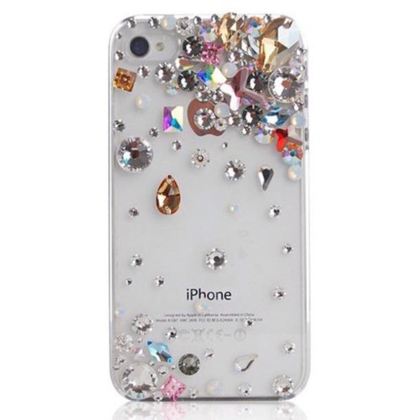 phone cover diamond iphone case