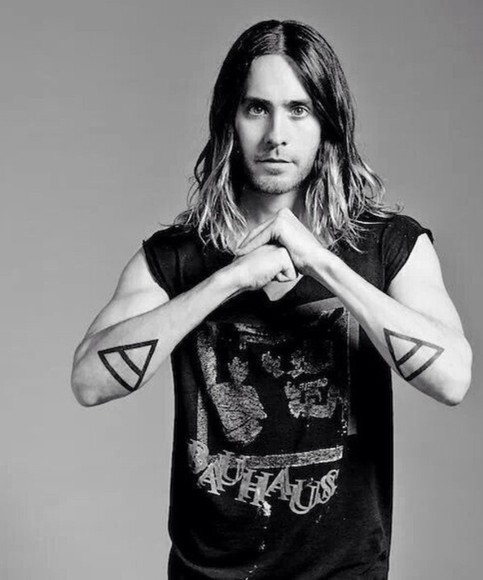 tank top jared leto